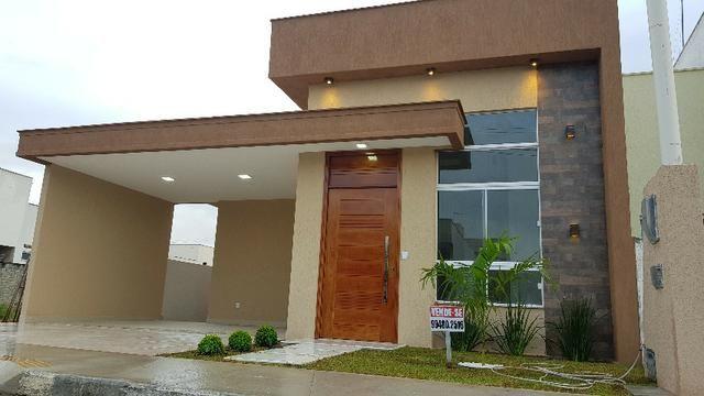 Oportunidade - Casa nova em Condomínio c/ saldo devedor do terreno - Foto 2