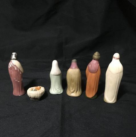 Presépio em porcelana - Foto 2
