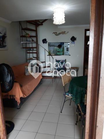 Apartamento à venda com 2 dormitórios em Biscaia, Angra dos reis cod:LB2CB36019 - Foto 8