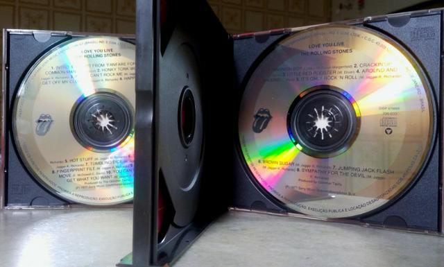 Cd The Rolling Stones - Love You Live (2 Cds) - Foto 5