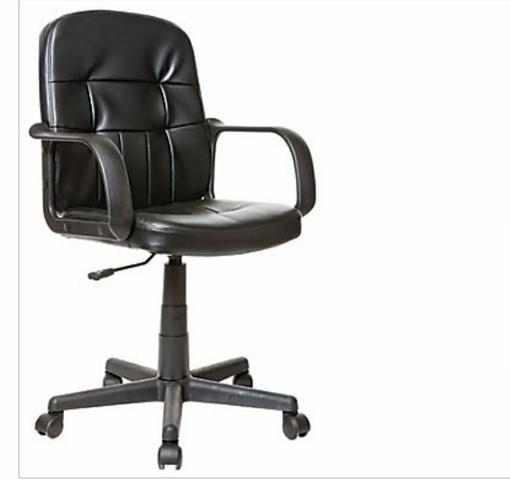 Cadeira giratória para escritório! TOP! Lacrada