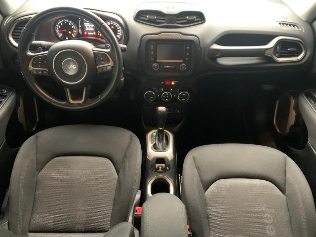 Jeep Renegade 1.8 Longitude Flex Aut. 5p 2016 Zero de entrada - Foto 9