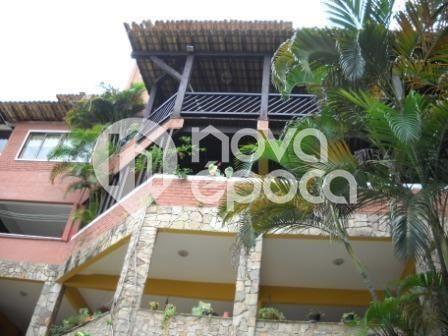 Casa à venda com 4 dormitórios em São conrado, Rio de janeiro cod:FL4CS22387 - Foto 10