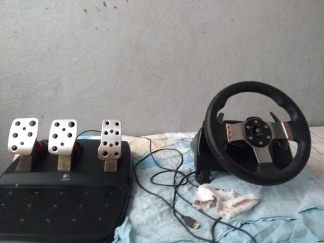 G27-Volante PC, PS3