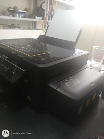 Impressora epson ecotank l375 sublimatica
