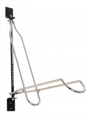Suporte de parede para bicicleta - Altmayer AL196 - Giratório em até 180° e dobrável