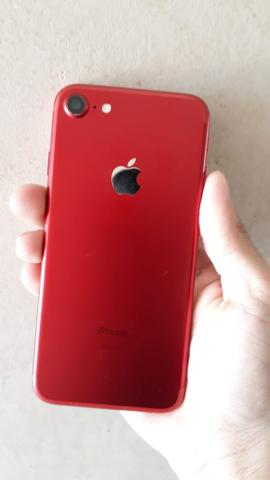 IPhone 7 red 128 GB !