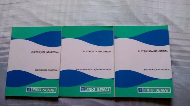 Livro eletricista industrial