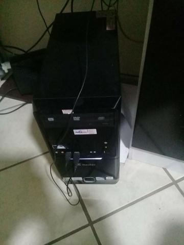 Computador intel pentium monitor philips