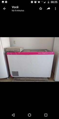 Freezer horizontal - Gelopar