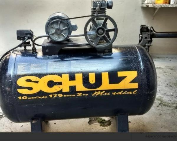 Compressor de ar Shulz 10 pés