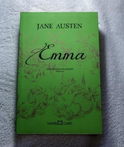 Livro Emma Jane Austen