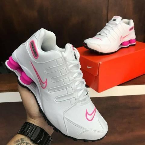 059dfbf886d Tenis nike shox nz - Roupas e calçados - Sé