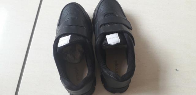 d983c596b1 Tenis escolar infantil preto ortope n.32 - Roupas e calçados - Irajá ...
