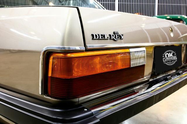 Ford Del Rey Ouro 1984 - Foto 16