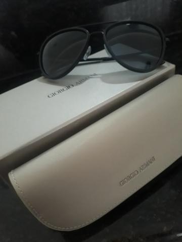 ac048502b Óculos Giorgio Armani na caixa - Bijouterias, relógios e acessórios ...
