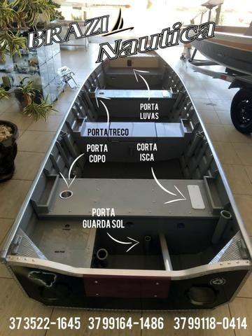 Barco Robalo de luxe Brazil Nautica - Foto 4