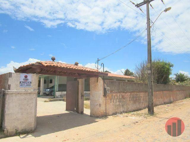 Casa com 4 dormitórios para alugar, 300 m² por R$ 1.500,00 - Pecém - São Gonçalo do Amaran