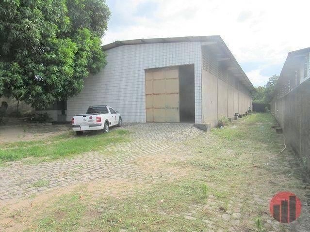 Galpão para alugar, 600 m² por R$ 4.500,00/mês - Barra do Ceará - Fortaleza/CE - Foto 2