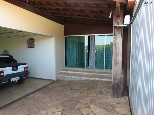 Casa a venda / Condomínio Recanto dos Nobres / 03 Quartos / Churrasqueira / Garagem