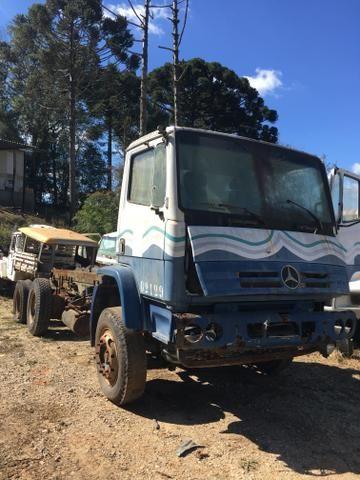 Mercedes 2423 sucata peças