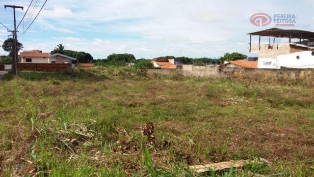 Terreno à venda, 900 m² por R$ 400.000 - Olho D Água - São Luís/MA - Foto 3