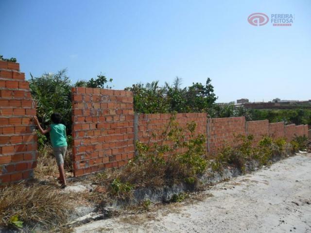 Terreno à venda, 450 m² por r$ 80.000,00 - vila são sebastião - são luís/ma - Foto 5