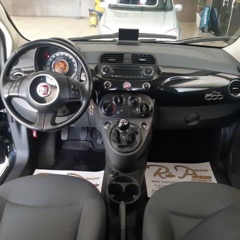 Fiat 500 1.4 Cult 11/12 - Troco e Financio! - Foto 9