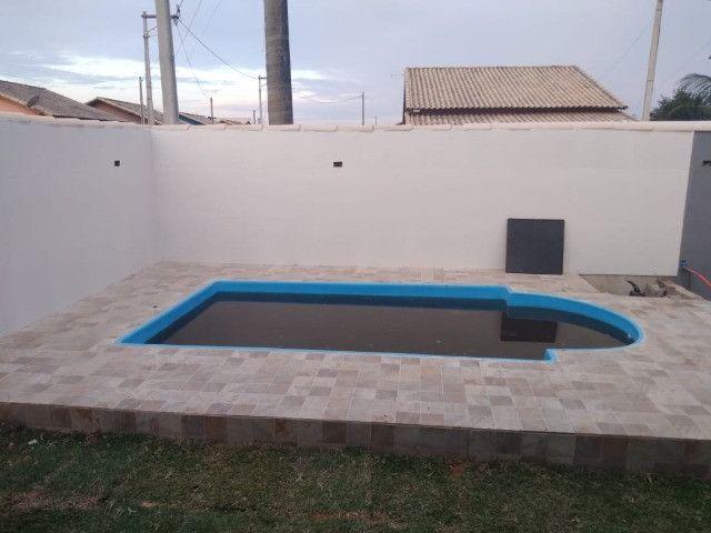 Casa em Unamar / Tamoios Cabo Frio, com piscina, 3 quartos - Foto 4