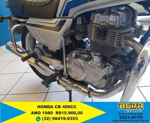 Honda CB 400 raridade!! - Foto 5