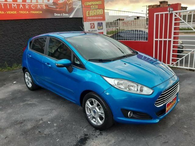 New Fiesta Power Shift Hatch 1.6 2014 Ent. R$8.000,00