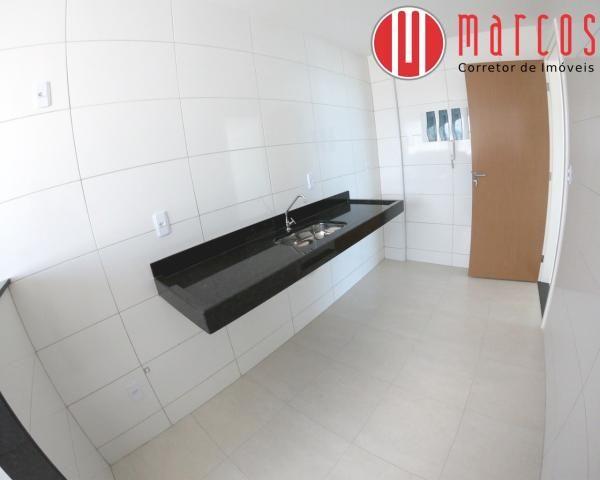 Apartamento para locação 3 quartos, amplo e novíssimo na Praia do Morro. - Foto 10