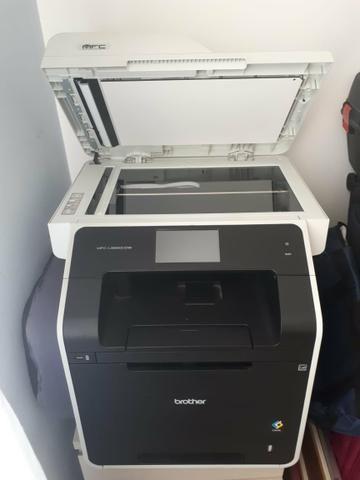 Impressora Brother MFCL8850cdw - Foto 6
