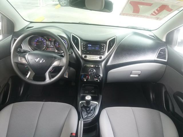 Hyundai HB20 Sedan 1.0 Confort (Flex) 2017 - Foto 13
