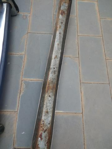 Para-choque traseiro Variant TL frente alta Zé do caixão - Foto 4