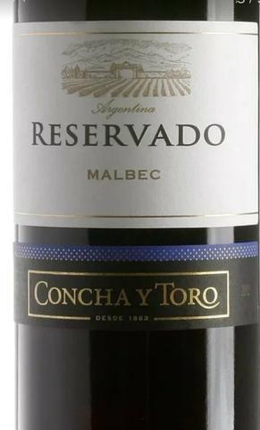 Vinho Reservado Malbec - Foto 4