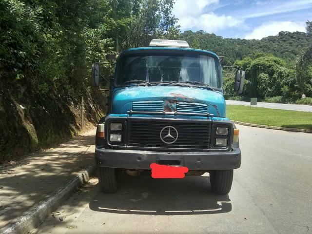 Caminhão truck MB 1513 - ano 1978 - Foto 6