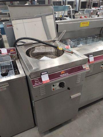 Fritadeira Fritador elétrico Tedesco FR22 - Foto 2