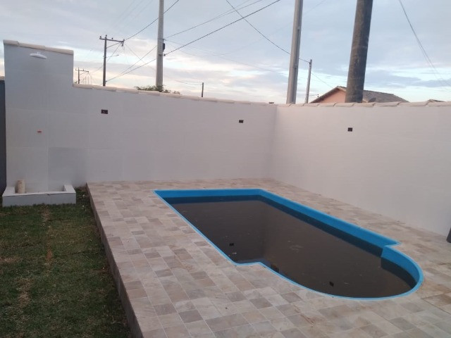 Casa em Unamar / Tamoios Cabo Frio, com piscina, 3 quartos - Foto 3