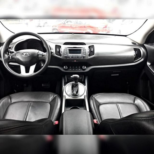 Kia Sportage LX 2013 Automático Completo - Foto 8