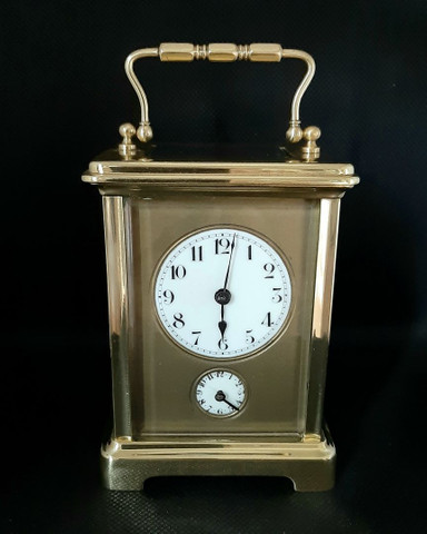 Relógio Carriage ( viajem )