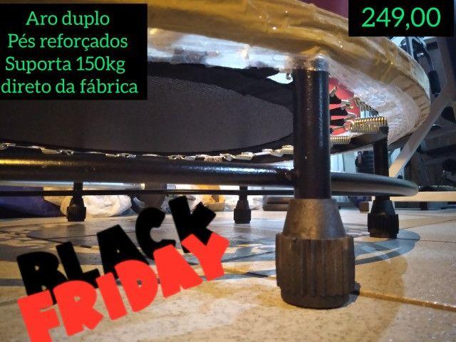 Funcional: Escada, cone, tapete, corda, chapéu, jump, step, etc - Foto 2