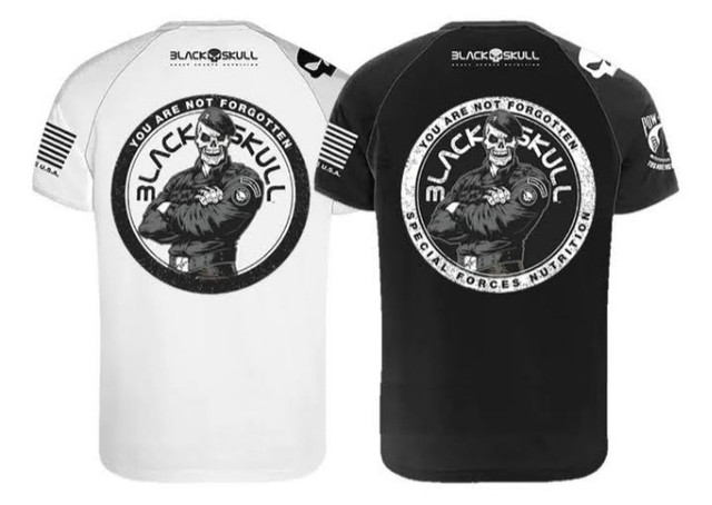 Camisetas Black skull - Foto 2