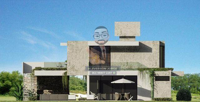 Casa - Condomínio Laguna - Marechal Deodoro - Acabamento de alto nível - Foto 3