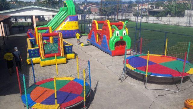 Locação de brinquedos para festas * - Foto 2