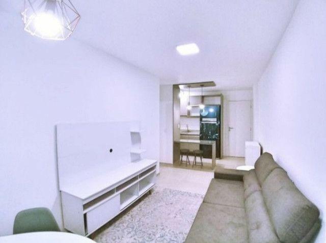 Apartamento quarto e sala mobiliado Edf. Le Grand - 42M² - Foto 12