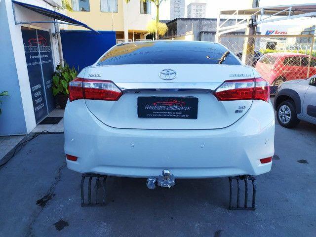 Toyota Corolla Xei 2017 aut (2ºdono) Repasse - Foto 15