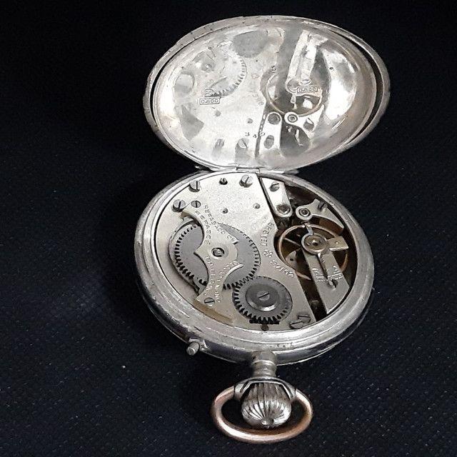 Relógio de Bolso Exclusif Brevet - Foto 3