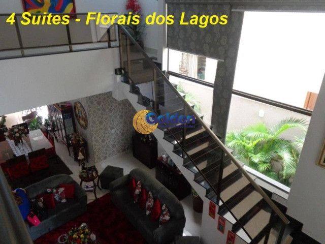 Condomínio Residencial Florais dos Lagos