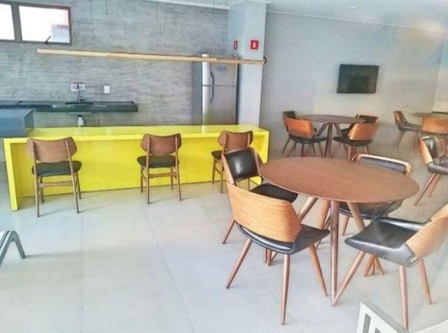 Apartamento quarto e sala mobiliado Edf. Le Grand - 42M² - Foto 2